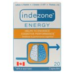 lindezone nootropic packaging