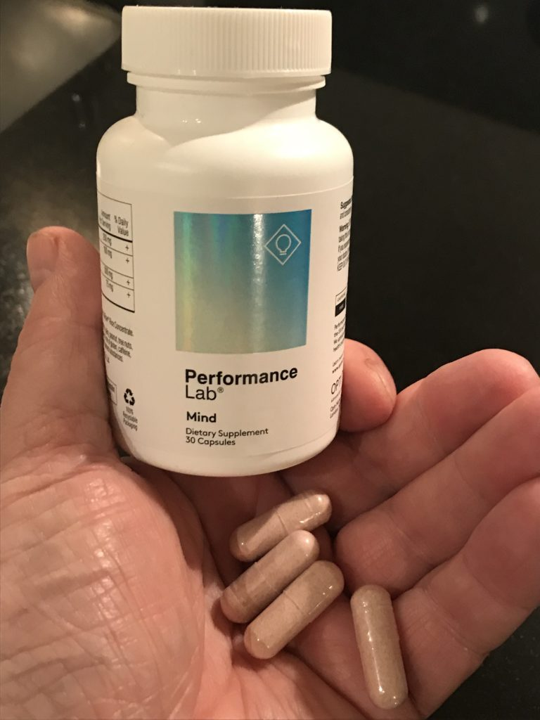 performance lab mind capsules